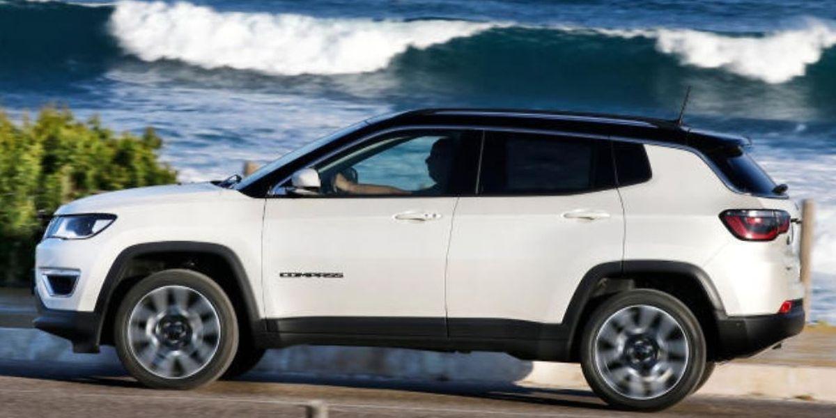Der neue Jeep Compass polarisiert weitaus weniger als seine eher erfolglosen Vorgänger.