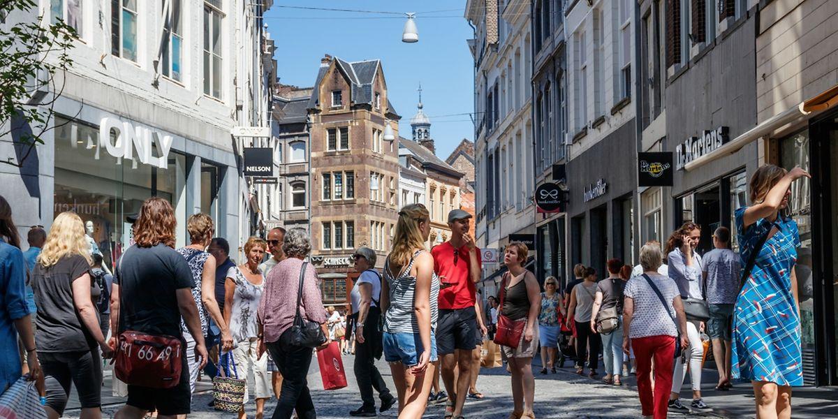 In Maastricht gibt es Studenten aus ganz Europa.