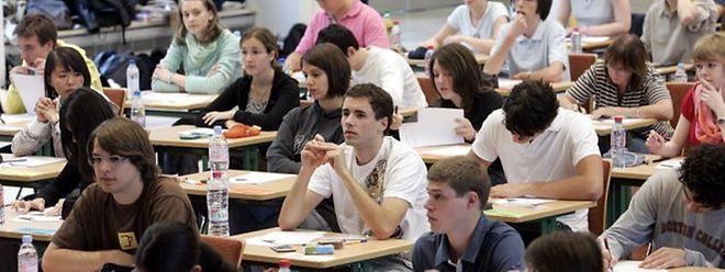 Nur 45 Prozent der Schüler schaffen ihren Abschluss pünktlich.