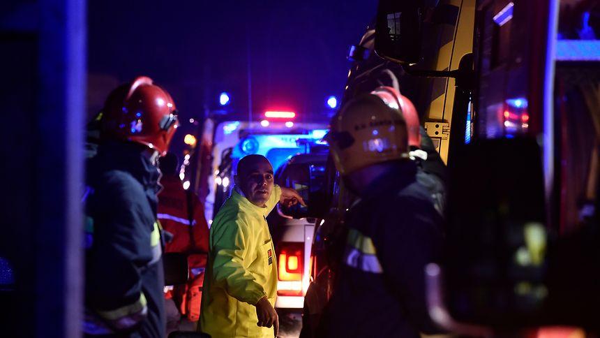 Número de mortos sobe para 9 — Incêndio de Tondela