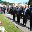 20.8.2017 Belgique, Martelange, Gedenkfeier, Tankwagenexplosion vor 50 Jahren, 22 Opfer photo Anouk Antony