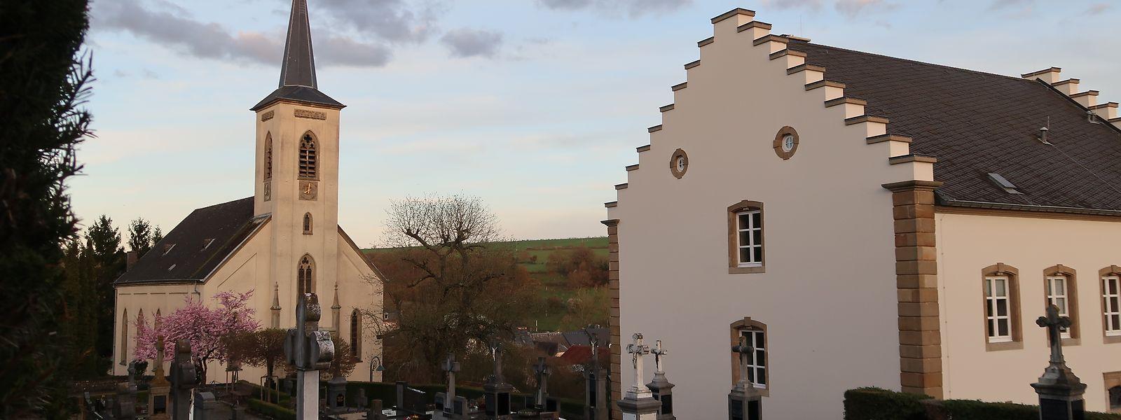 Am Gemeindeamt Manternach wurde Samstagnacht eingebrochen.