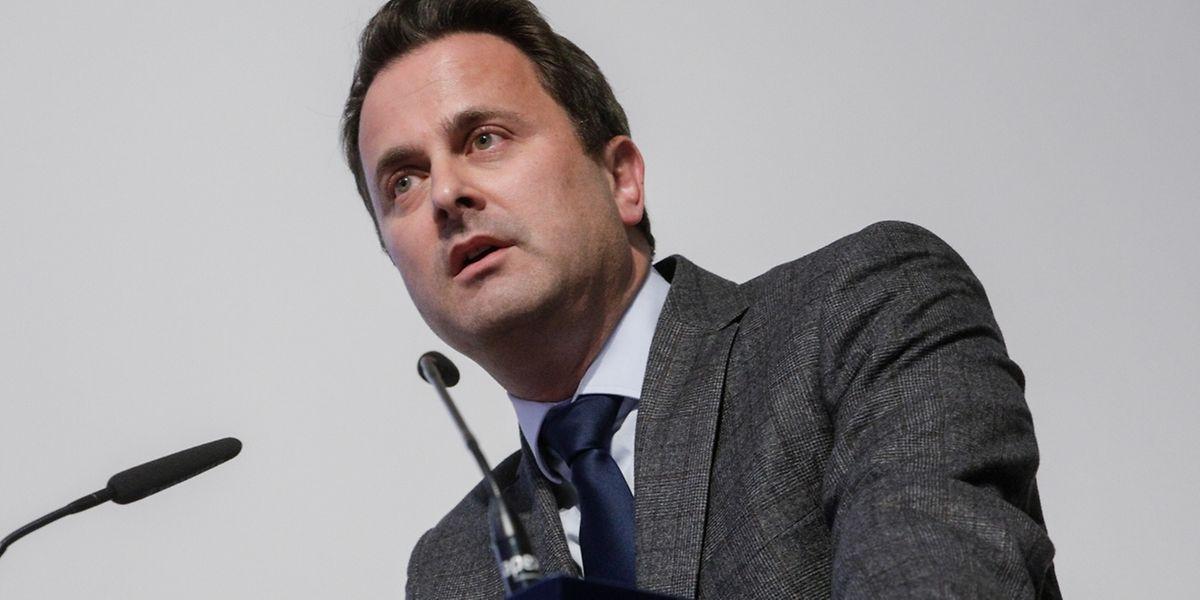 """Premierminister Bettel nutzte das Treffen in Davos in den vergangen Jahren für ein """"Speeddating"""" mit Politikern und Konzernchefs."""