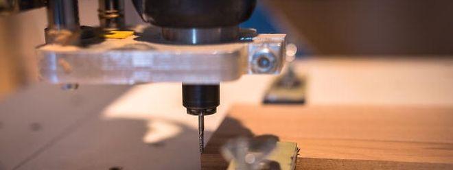 Lange stand die CNC-Fräse im Schatten des 3-D-Druckers.