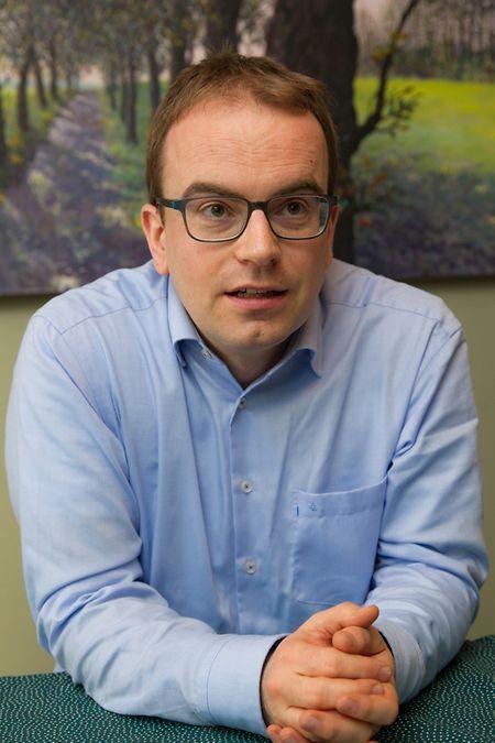 """""""Als Immigrant wundert es mich, dass die Luxemburger ihre Kultur so geringschätzen"""", so Jochen Zenthöfer."""