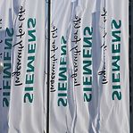 Bruxelas 'chumba' fusão da Siemens com grupo ferroviário francês Alstom