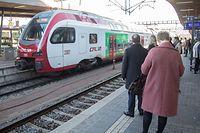 30,6 Prozent der Züge sind 2018 aufgrund von fehlendem Rollmaterial ausgefallen.