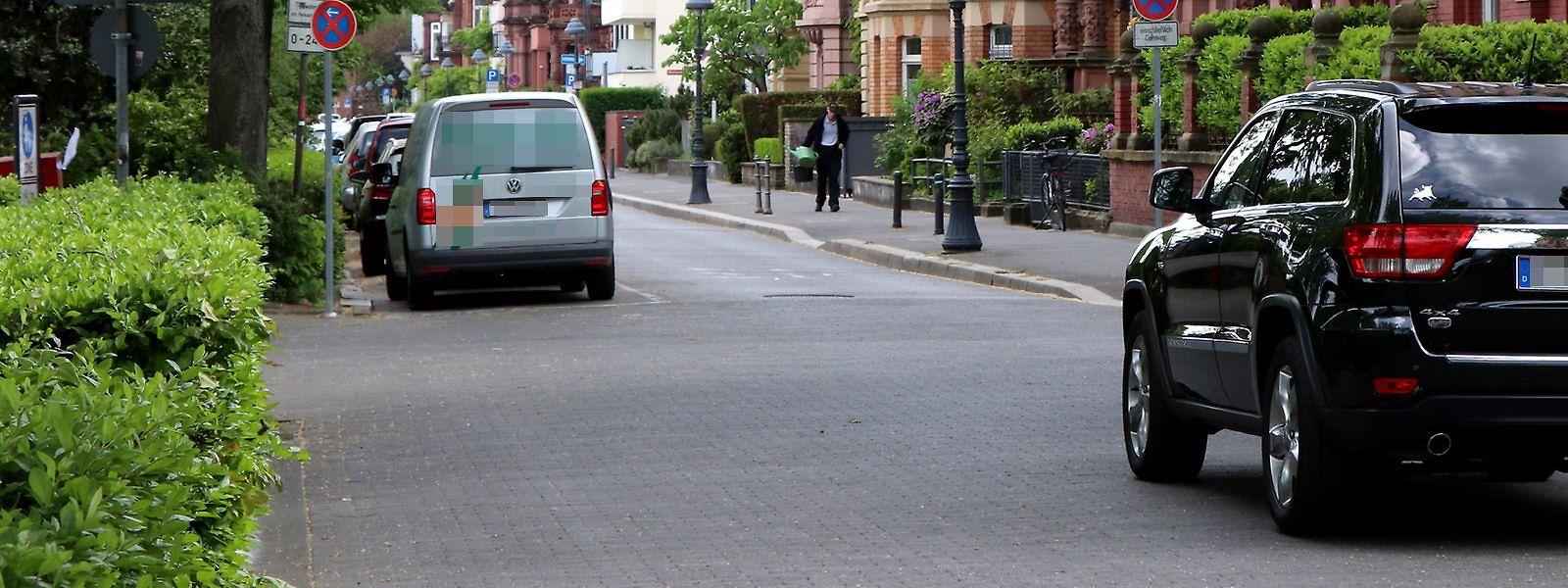 SUVs dürften angeblich nicht mehr in die Trierer Innenstadt, so der gefälschte Brief.
