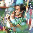 Cure de jouvence pour Roger Federer qui est devenu le doyen des vainqueurs d'un Masters 1000.