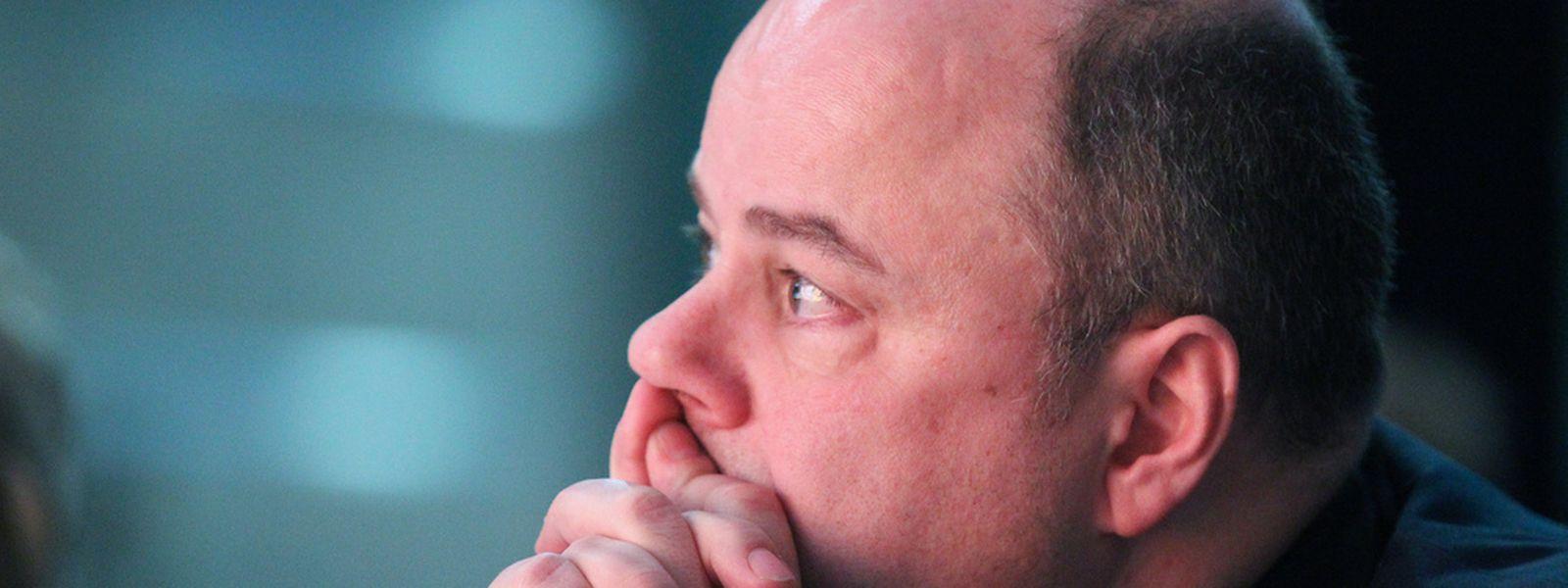 CSV-Parteichef Marc Spautz wird aus den eigenen Reihen mangelnde Krisenbewältigung und parteischädigendes Verhalten vorgeworfen.