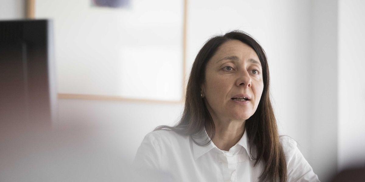 Joëlle Christen soll nach dem Willen der Grünen in den Staatsrat nachrücken.