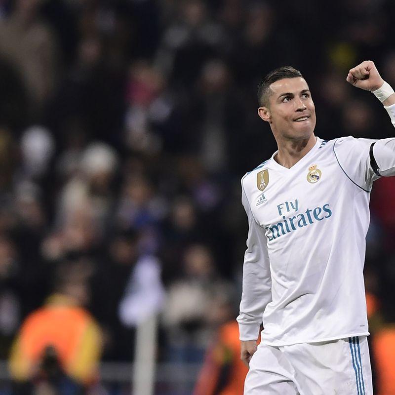 Liga dos Campeões  Cristiano Ronaldo faz história na  Champions  775e8e6c3db16