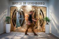 Cdp - Le 100ème Green Bond émis par la Bourse de Luxembourg   - Photo : Pierre Matgé