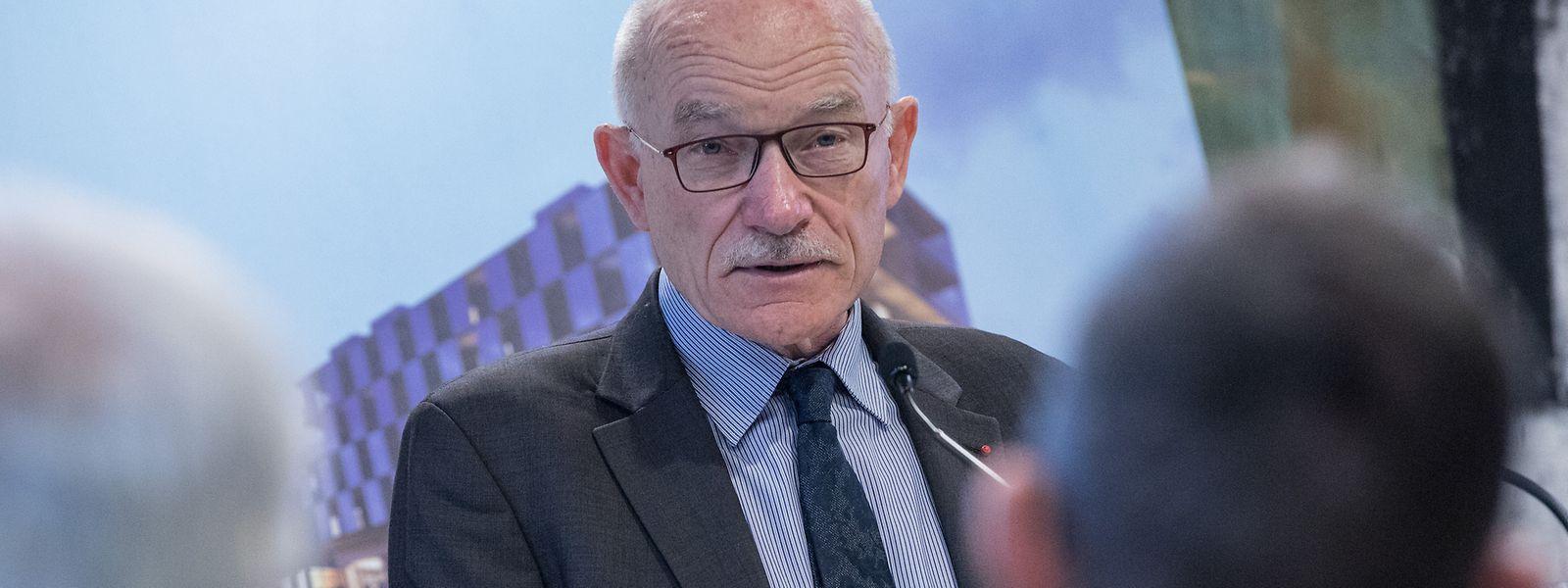 Maire de Metz depuis 2008, Dominique Gros cédera son fauteuil en mars prochain.