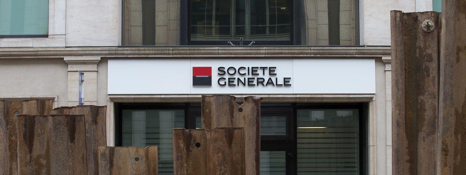 """979 Briefkastenfirmen wurden seit 1977 gegründet, davon zwei Drittel über die """"Société Générale Bank & Trust Luxembourg""""."""