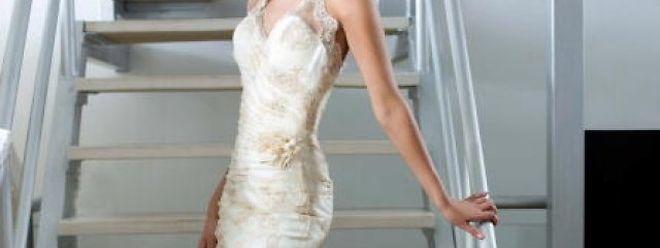 In dieser Saison sind auffällig viele Modelle in der Meerjungfrauen- Form in den Kollektionen zu finden.