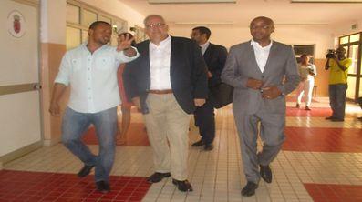 Jean-Jacques Welfring, com residência em Lisboa, é o embaixador do Luxemburgo em Portugal e em Cabo Verde
