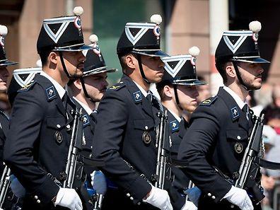 Die Abgeordneten beschäftigen sich am Dienstag mit der Frage, wie die luxemburgische Polizei in Zukunft aussehen soll.