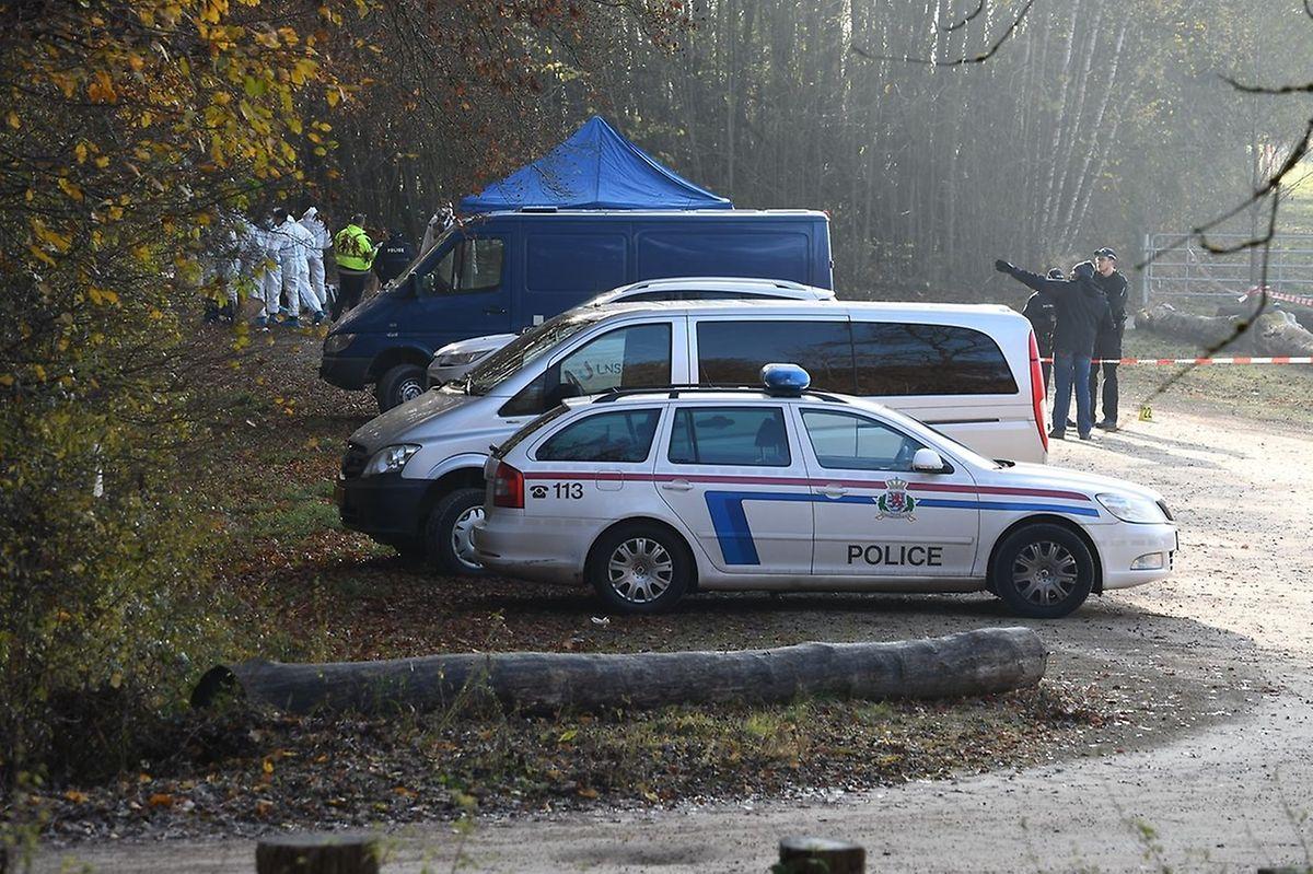 La police n'avait pas tardé à mettre la main sur deux suspects après les meurtres de Leudelange et du Freiheetsbaam.