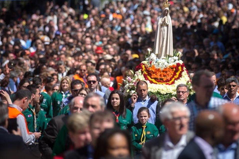 Este ano a missão não será celebrada no santuário, no alto da colina Op Baessent, mas no antigo campo de futebol do Wiltz, a 400 metros da igreja de Niederwiltz.