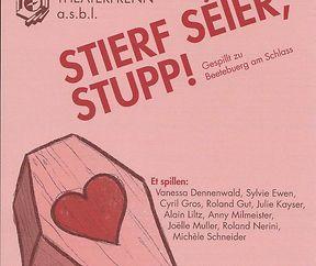 D'Beetebuerger Theaterfrënn asbl spillt: