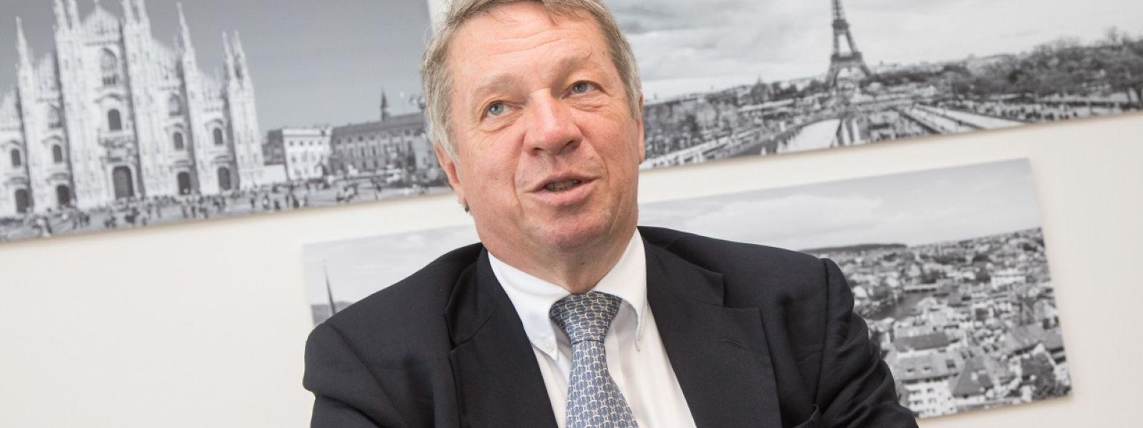 Der Luxemburger Unternehmer, Robert Dennewald, hatte die Gründer von HLD ermutigt, sich in Luxemburg niederzulassen. Heute sitzt er im Verwaltungsrat des Investitionsfonds.