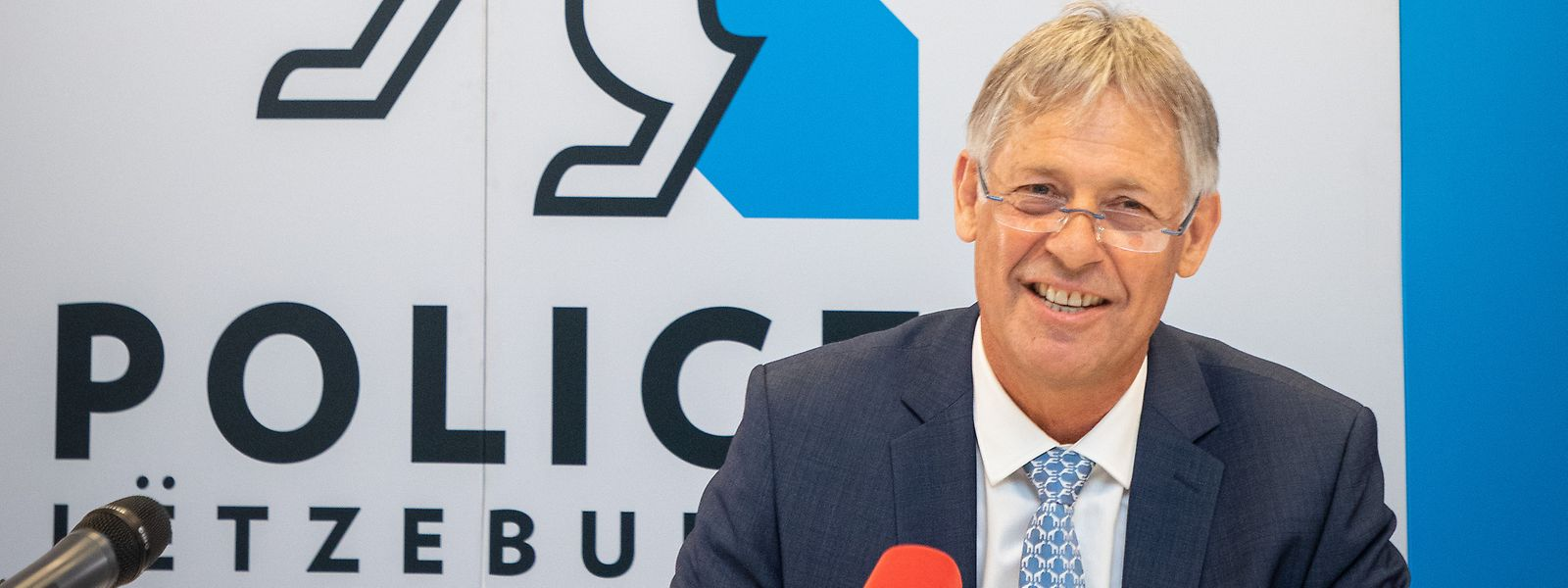 Henri Kox ist seit Kurzem der Nachfolger von François Bausch auf dem Posten des Ministers für Innere Sicherheit.