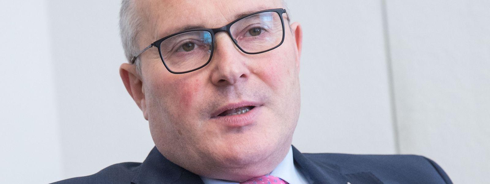 Generalvikar Leo Wagener betont, dass der Fonds viel Druck auf sich trägt.