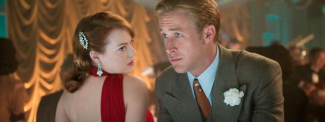 """Emma Stone e Ryan Gosling estão nomeados aos Globos de Ouro, pela sua participação no filme musical """"La La land"""", de Damien Chazelle"""