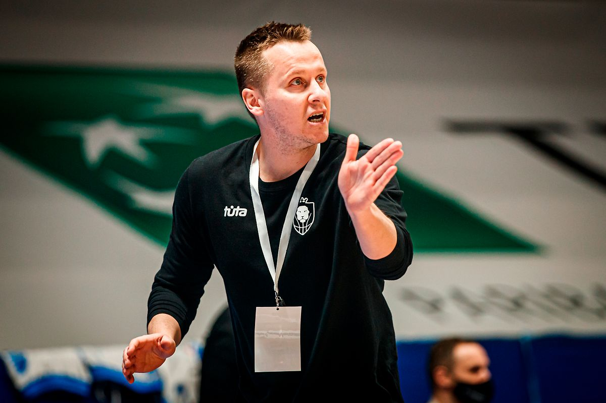 FLBB-Coach Ken Diederich ist stolz auf seine Mannschaft.