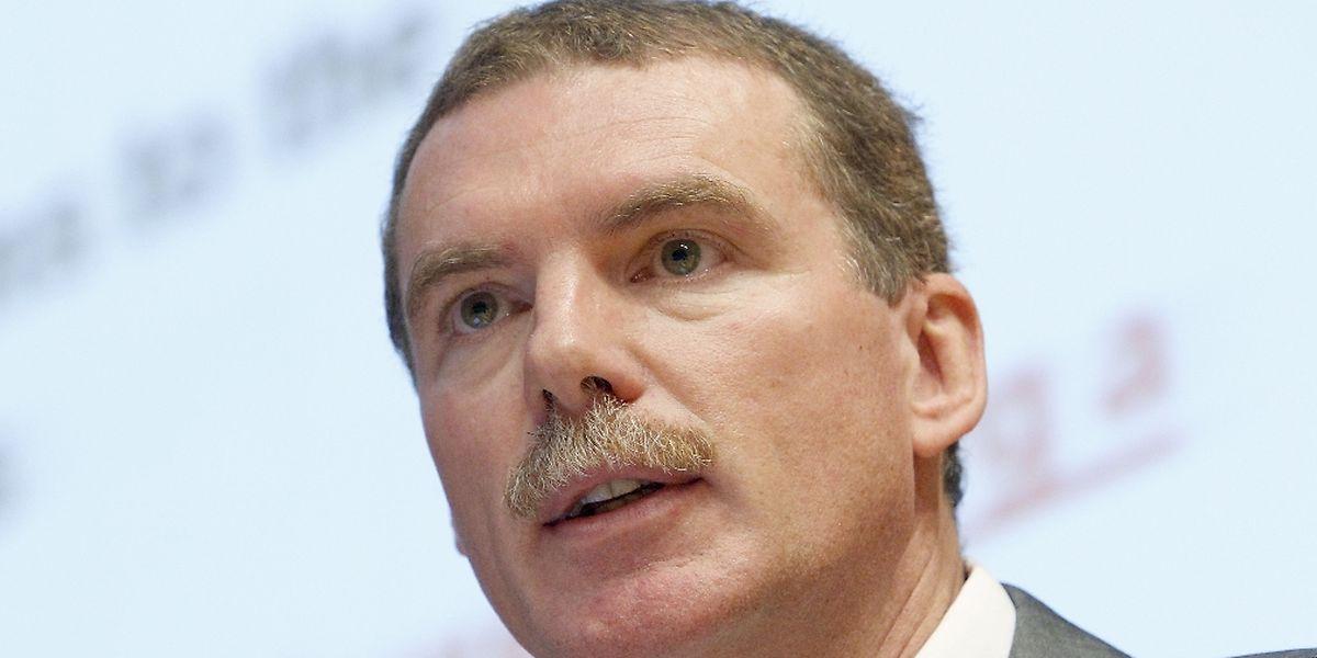 Cluster for Logistics: Alain Krecké erklärt Rücktritt