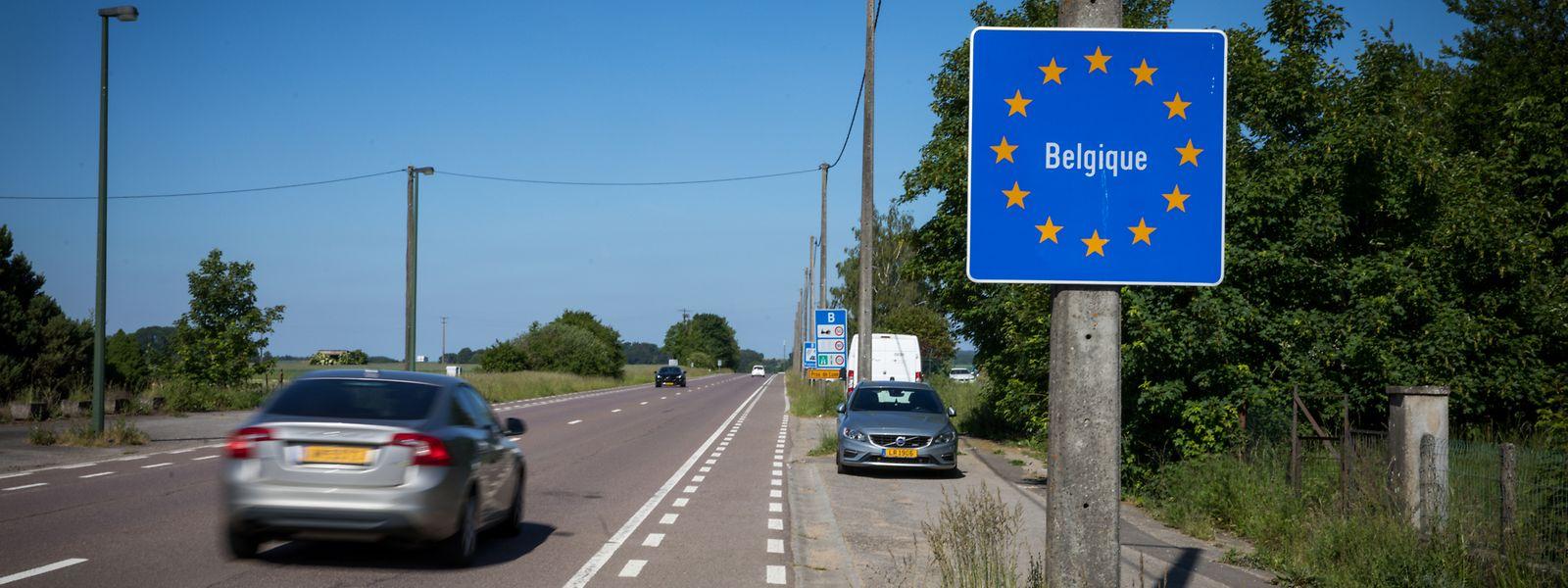 A l'heure actuelle, le passage de la frontière belge n'est toujours pas officiellement autorisé sans motif valable pour les résidents luxembourgeois