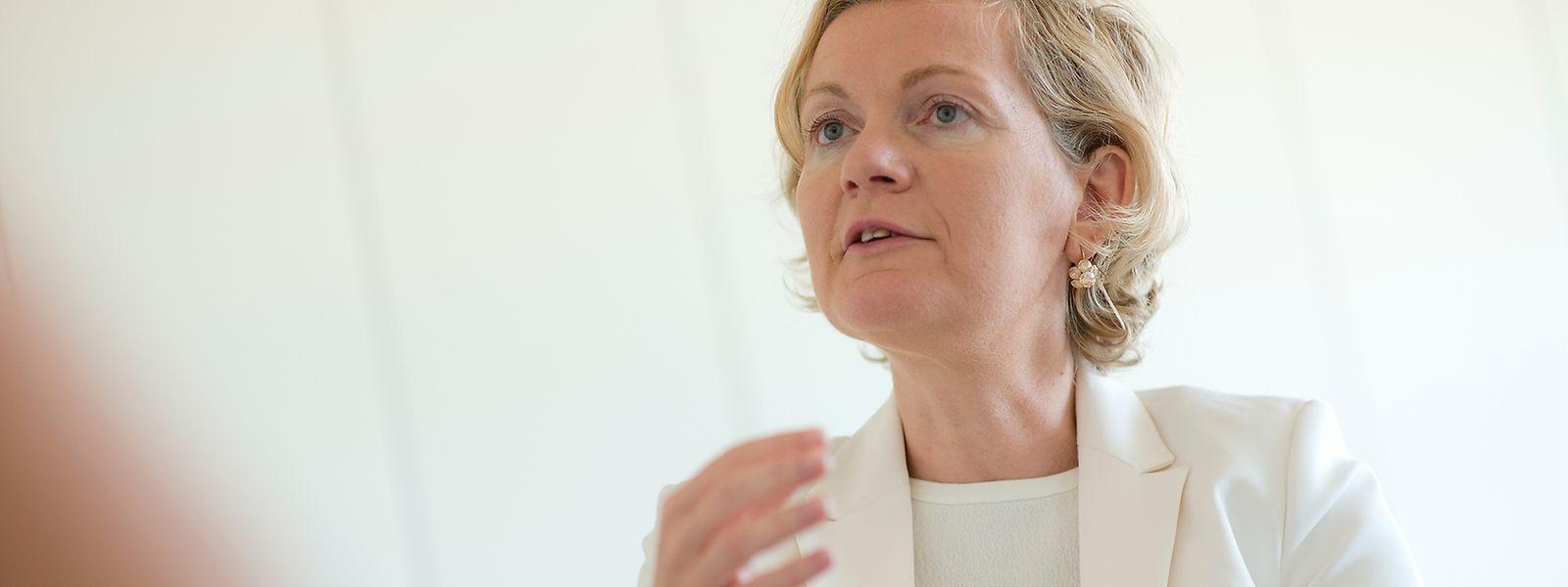 Adem-Direktorin Isabelle Schlesser wird Mitglied im Staatsrat.