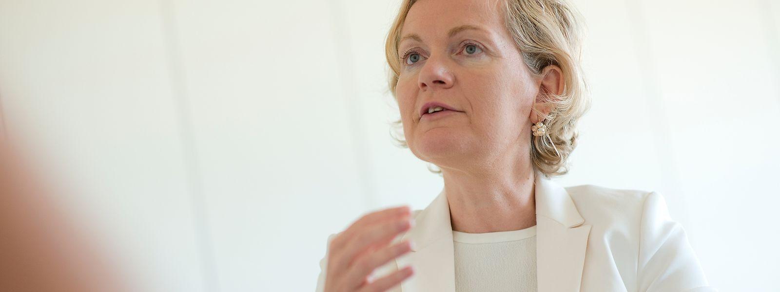 Isabelle Schlesser é o novo membro do Conselho de Estado