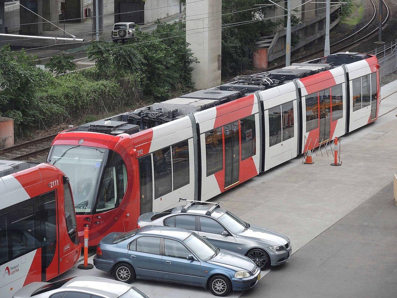 La Ville de Sydney aura également un tramway fabriqué par CAF