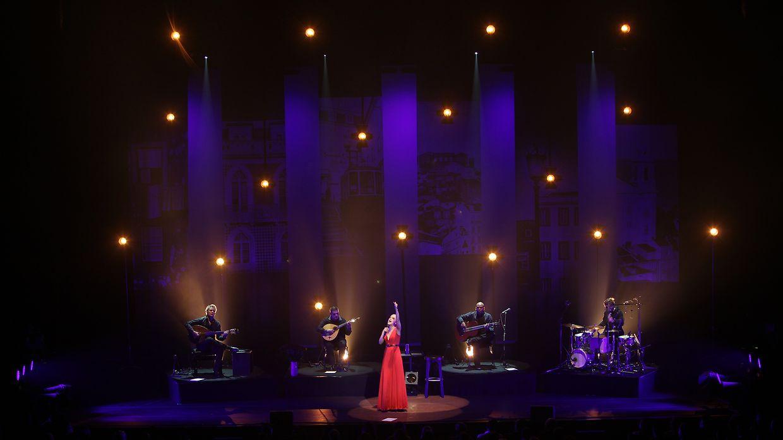 Mariza no Grande Auditório da Phlilharmonie, a 7 de abril de 2017