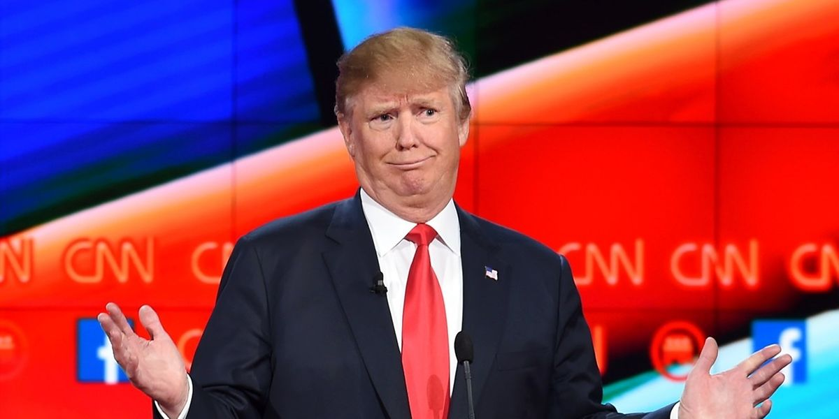 Donald Trump le 15 décembre à Las Vegas dans le Nevada.