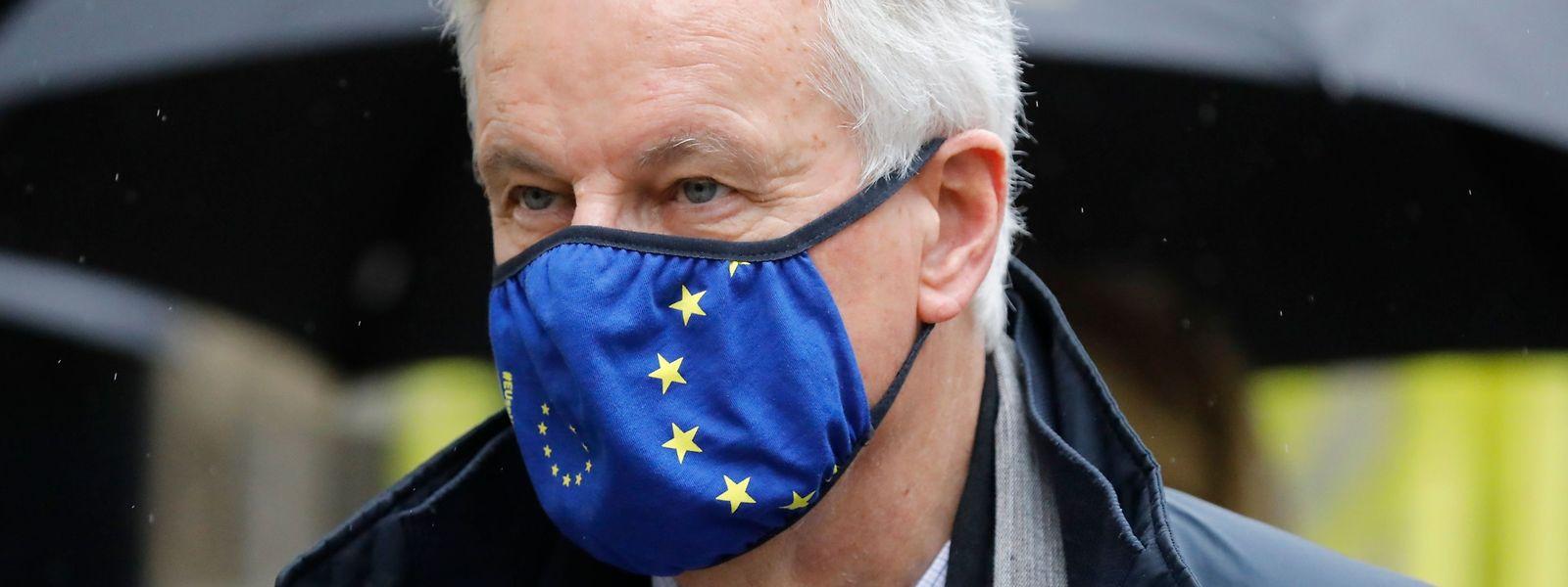 Le négociateur, Michel Barnier, doit à nouveau faire face à l'opposition de Boris Johnson.
