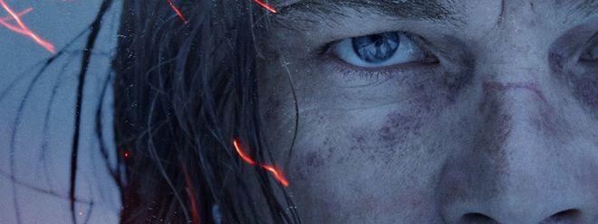 """Leonardo DiCaprio ist """"The Revenant"""": nach einer wahren geschichte um den Trapper Hugh Glass."""