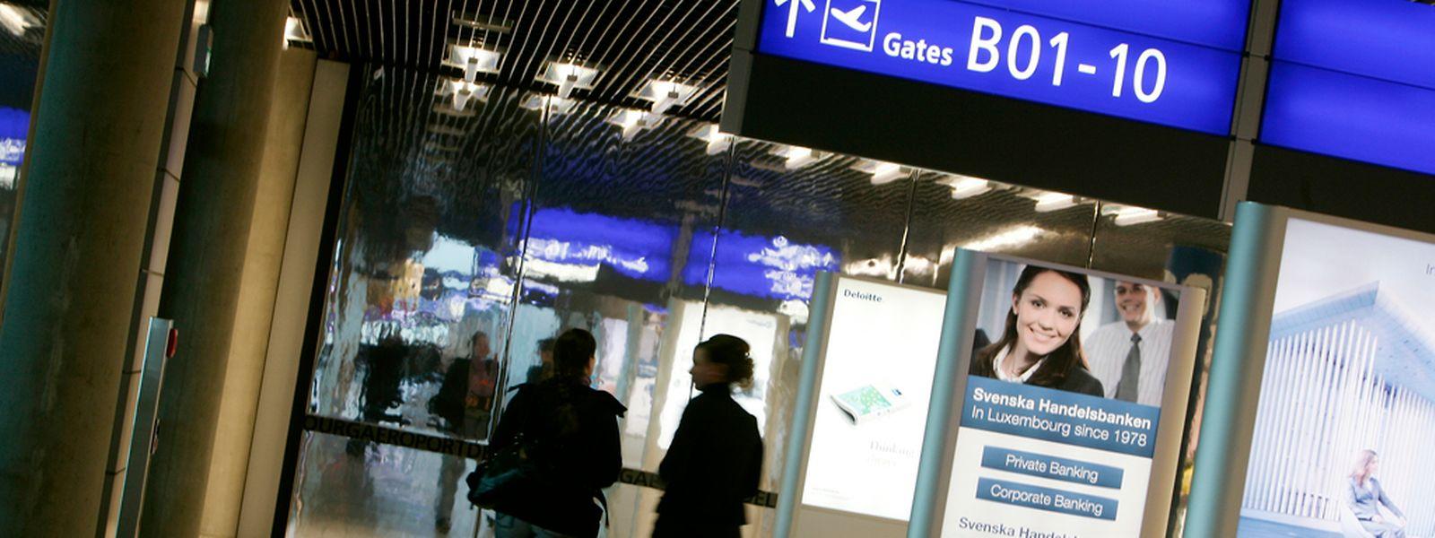 Das Terminal B am Luxemburger Flughafen soll in drei Jahren eröffnet werden.