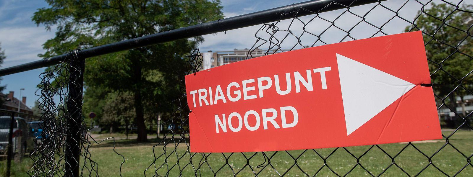 La ville d'Anvers a ouvert ce lundi son propre «village test» pour faire face au manque de structures mises en place pour la réalisation des tests.
