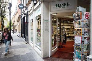 Fermeture Librairie Alinea. Foto:Gerry Huberty