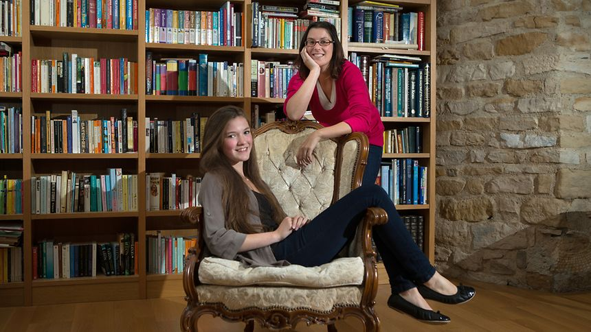 BGT English Language Theatre, Hayley Dawson and Jacqueline Milne