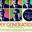 My Generation  Dokumentation (GB 2017). Regie: David Batty. Mit David Bailey, Michael Caine, Joan Collins, Marianne Faithfull. 85 Minuten. (Offiziell freigegeben ab 6)