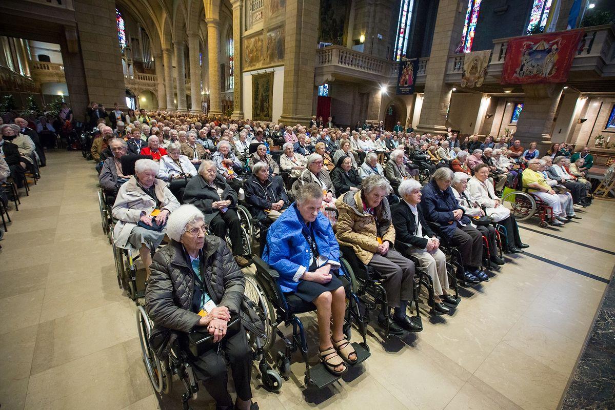 Oktave - Messe für die Deportierten und politischen Gefangenen - Photo : Pierre Matgé