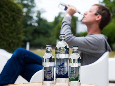 Sources Rosport: Die Glasflaschen sind wieder da.