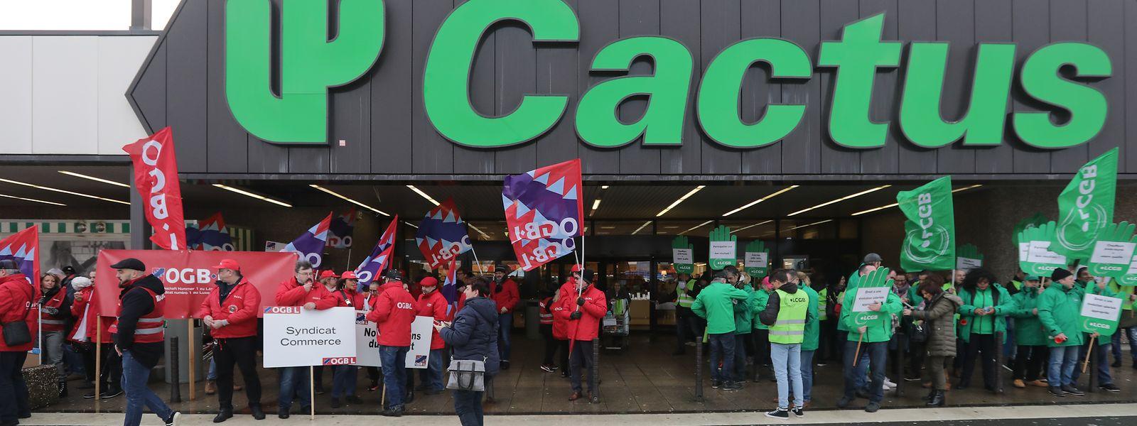 Aussitôt la nouvelle convention collective signée, les 3.200 salariés de Cactus bénéficieront d'une augmentation de 20 euros par mois valable rétroactivement dès le 1er janvier 2020.