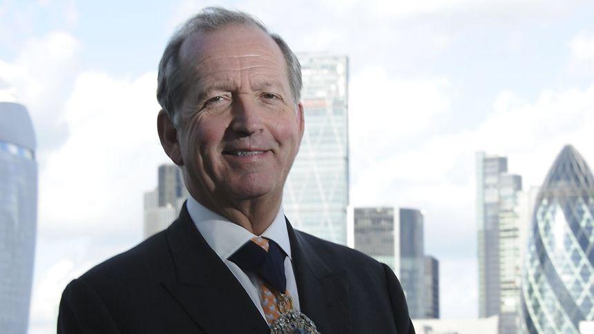 Le Lord-maire de la City londonienne rencontre le ministre des Finances luxembourgeois ce lundi.