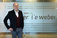Wirtschaft, Interview Fernand Heinisch, Emile Weber, Foto: Chris Karaba/Luxemburger Wort