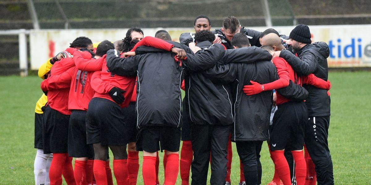 Les joueurs du Luna Oberkorn ont pris la mesure du Red Star Merl 2-0.
